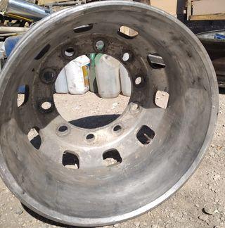 llantas de camión de aluminio