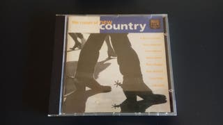 CD - The Cream of New Country - Varios