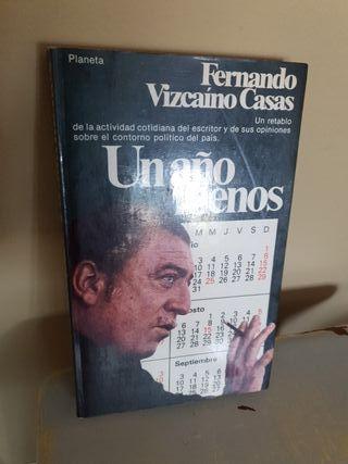 novela F. Vizcaino Casas