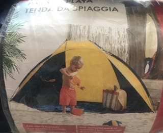 Tienda de campaña para Playa