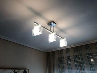 Lámparas de salón.
