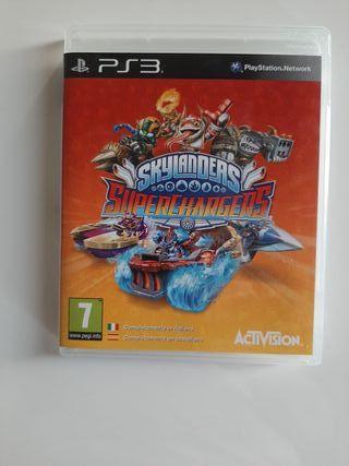 Skylanders+Superchargers (muñecos+juego)
