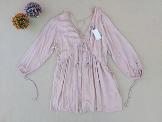 Marca Mango vestido oversize Talla XL