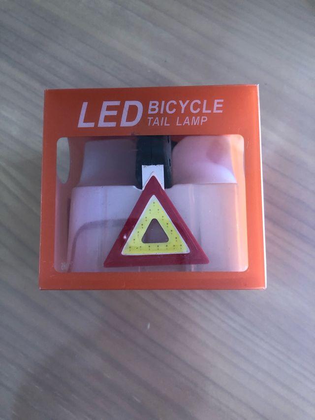 Led bicicleta