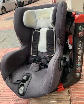 Silla de coche Bebé Confort giratoria
