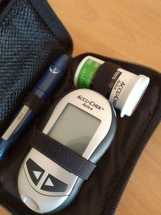 Medidor de glucosa