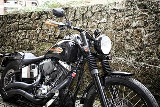 Vendo Harley Davidson Night Train