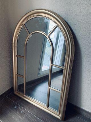 Espejo Dorado URGE por mudanza