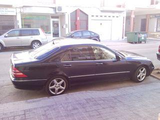 Mercedes-Benz Classe S (220) 2001