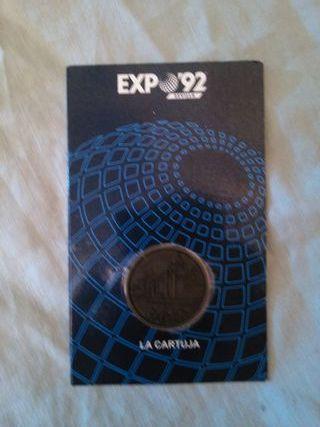 Moneda Expo 92'