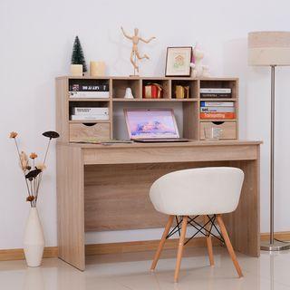 Mesa de Ordenador Escritorio de Oficina Estudio +
