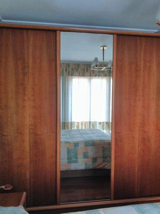 Armario dormitorio cerezo 490 €