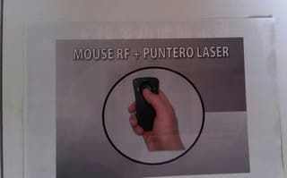 raton inalambrico laser