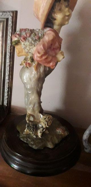 niña de porcelana