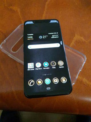 LG g8 s thinq negro