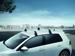 Barras techo porta equipaje Volkswagen Golf VII