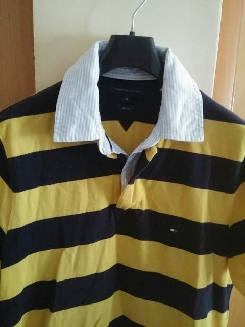 Polo Tommy Hilfiger hombre.