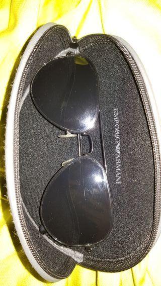 gafas o lentes de sol emporio armani