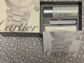 Kit de limpieza de relojes y armis de Cartier