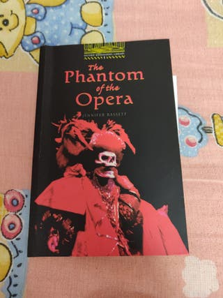 The Phantom of the Opera lectura inglés Oxford