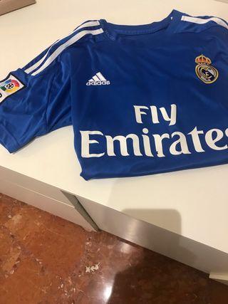 Camiseta futbol (Modric)