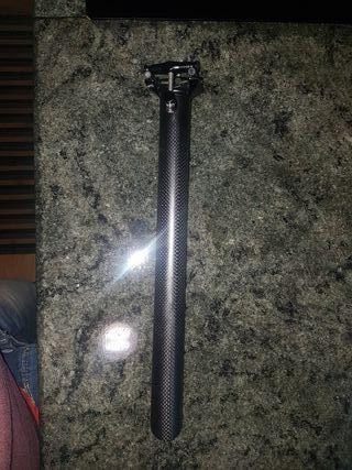 tija carbono 31,6 x 35 cm
