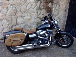 Harley Davidson Dyna Fat Bob 1600 cc