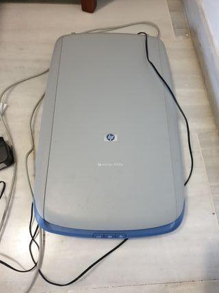 Escaner HP 3500c