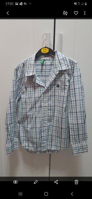 camisas de niño vendo las dos juntas