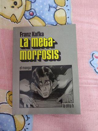 Manga La Metamorfosis (Franz Kafka)