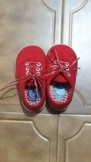 zapatos de bebé niña