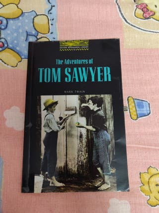 The adventures of Tom Sawyer lectura inglés Oxford