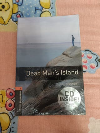 Dead Man's Island libro lectura inglés Oxford