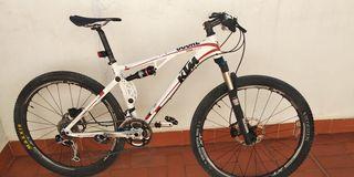 Bicicleta montaña KTM