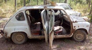 SEAT 800 1960