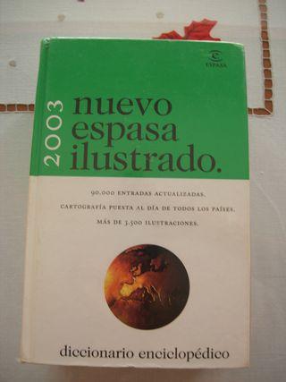 ENCICLOPEDIA NUEVO ESPASA ILUSTRADO 2003