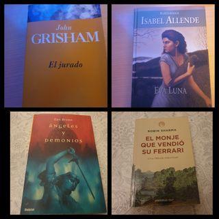 lote 20 libros lectura
