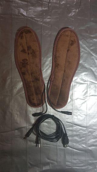 Calentador Zapatillas Nº 38-39 USB