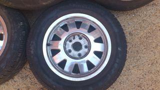 4 ruedas completas Audi A6