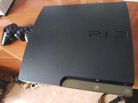 PS3 Slim con juegos dentro ya incluidos