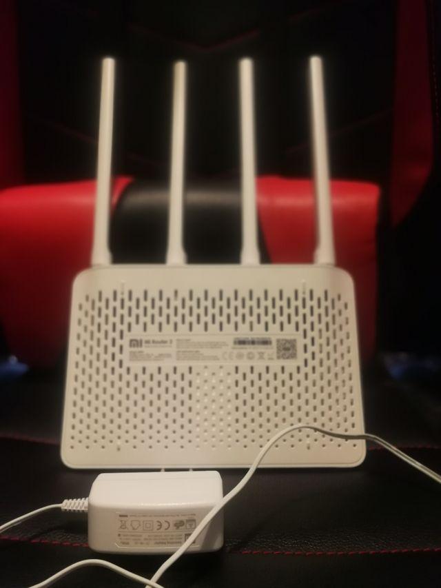 Xiaomi XIROUTER3 Mi WiFi 3 - Router/Repetidor
