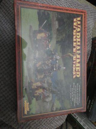 Warhammer Relicario del Grial Bretoniano