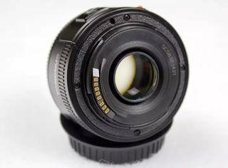 Objetivo para canon 50mm F1.8