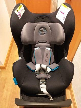 silla coche cybex, grupo 0+/1
