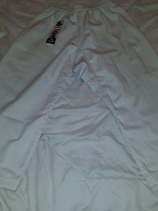 pantalon homologado karate DAEDO. t.140