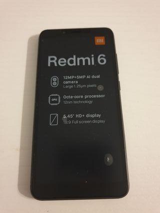 Xiaomi Redmi 6 3GB RAM 32GB ROM