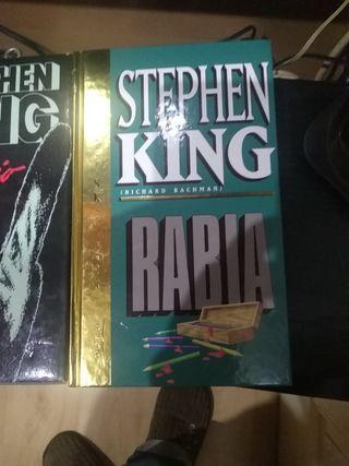 Stephen King - Rabia