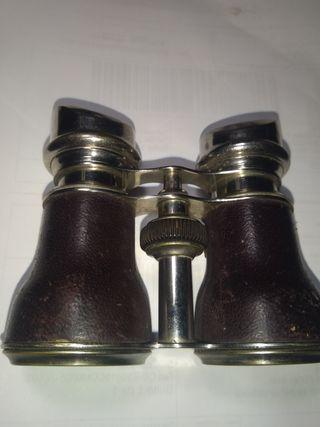 prismáticos antiguo