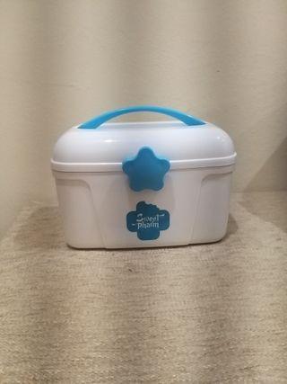 maletín caja para guardar medicamentos o cualquier