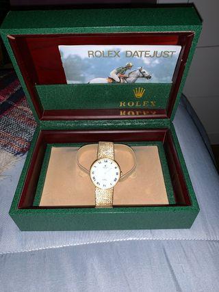 Rolex GENEVE de oro